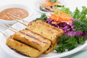 Бифштексы из тофу