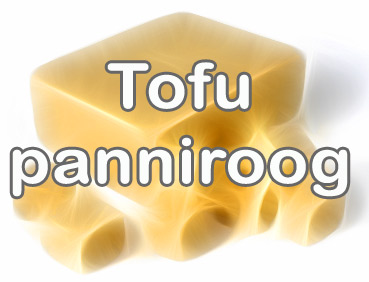 Tofu panniroog