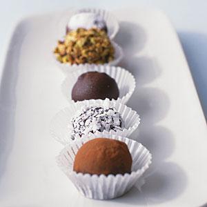 Väikese kaloriga trühvlid