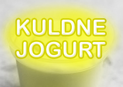Kuldne sojajogurt