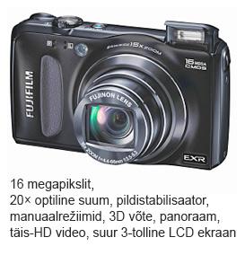Võida digikaamera