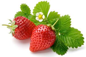 Tofuvaht maasikatega