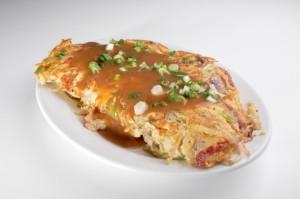 Hiinapärane omlett