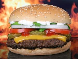 soja-burger