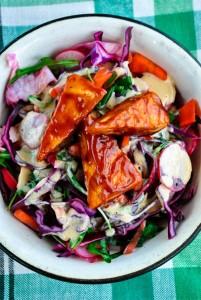 soja-salat