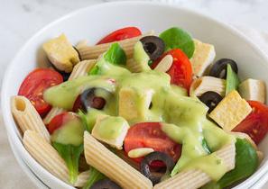 tofu-makaroni-salat